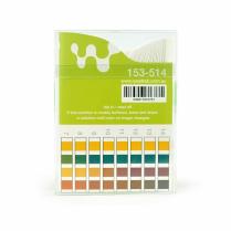 pH Fix Test Strips, Non-Bleed - 0-14