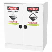 PolyChem Corrosive Cabinet 80L Set