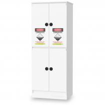 PolyChem Corrosive Cabinet 180L Set