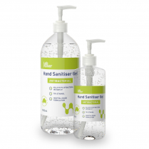 LabPower Antibacterial Hand Sanitiser Gel