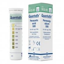 Quantofix Semi-Quantitative Test Strips Peracetic Acid 500mg/L