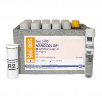 Nanocolor Test Tubes