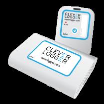 Clever Logger Starter Kit (Gateway & CLT-01 Logger)