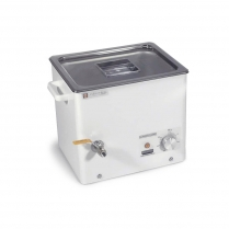 Ultrasonic Cleaner, 240x140x100H Int. 3lt Cap 40kHz