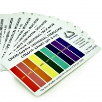 Universal Indicator Colour Charts