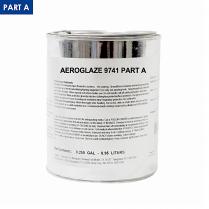 AEROGLAZE 9741A QT GY LND--