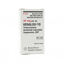 Kenalog 40 Inj 40mg/ml 5ml/vial