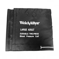 Large Adult Blood Pressure Cuff Only - Black