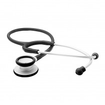 "Stethoscope, 22"" Black, Adscope-lite 609, Dual Head"