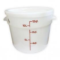Soak Bucket w/Lid, 3 Gallon