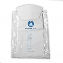 Convenience/Emesis Bag w/Hand Protection White