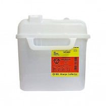 Sharps Container - 5.4 quart side entry