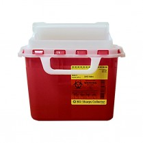 Sharps Container - 5.4 quart point of use