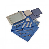 Laceration Tray, Kendall 20/Case