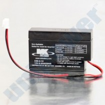 Battery Pack 12V/.8Ah (AT-10/SP-10 Battery Pack)