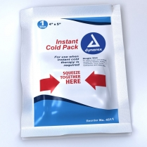 "Instant Cold Pack 4"" x 5"" 24/case"