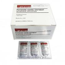 Povidone-Iodine (PVP) Ointment , 1GM, 200/box
