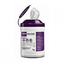 Super Sani-Cloth Large, Purple Top 160/tub