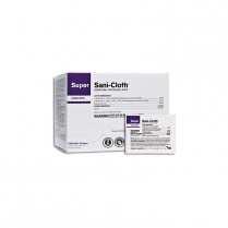 Super Sani-Cloth Large Wipes, Individual, 50/box