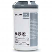 Sani-Cloth, AF3 Germicidal X-Lrg Wipe, Grey Top, 65/canister