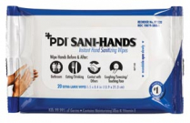 Sani-Hands Instant Sanitizing Hand Wipes 20/pack