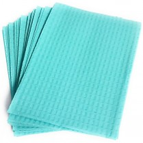 "Towel, T/P/T Teal, 13""x18"", 500/case"