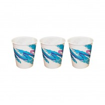 5oz. Waxed Paper Cups, 100/sleeve
