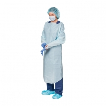 Impervious Protection Gown, Universal, Blue 15/bx