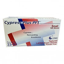 Gloves, Cypress PFT, Small 100/box