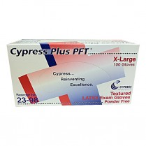 Gloves Cypress PFT, X-Large 100/box