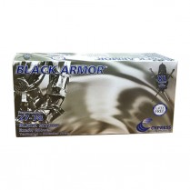 Black Armour Nitrile PFT Exam Glove, X-Large, 100/box