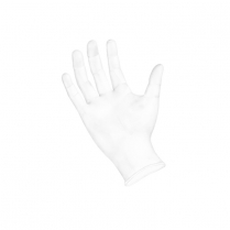 Exam Glove Small, Vinyl, PF, NS, Smooth 100/bx