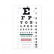 Snellan Eye Chart