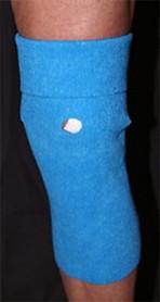 Tapeless Knee Dressing Holder System, Large 10/case