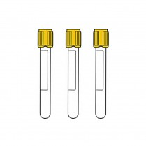 BD Tube Gold 13x100 5ml 100/pack