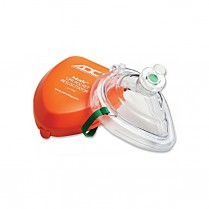 AdSafe CPR Pocket Resuscitator, One Way Valve, LF