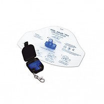 Adsafe Plus CPR Face Shield w/Keychain Case