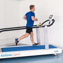 Katana Sport 30 / 400 V Treadmill