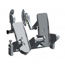 Lode MRI Dorsal Ankle Flexion Pedal Movement Ergometer