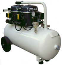 Hur Sil Air Compressor 150-50 Triple Oil