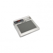 5125 Portable Stand-On Scale with Kg only (K) and battery po