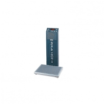 5122 Low-Profile Stand-on Scale w/lb/kg & Battery Power