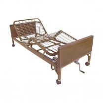 Semi Automatic Hospital Bed Only