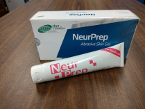 Neurprep, Abrasive Skin Prep Gel120g Tube 3/box
