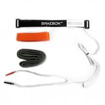 Braebon Ultima Piezo Respiratory Effort Sensor w/Loops,1.5mm