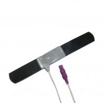 SLP Piezo Limb Movement Sensor, Keyhole Connector