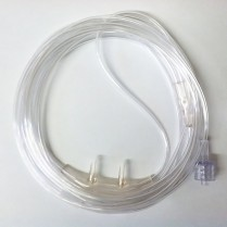 Cannula Disp. Adult Sensor - 7ft., Male 25/case
