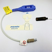 XPOD Oximeter (3011) & 8000J-3 Probe, Compumedics Connector