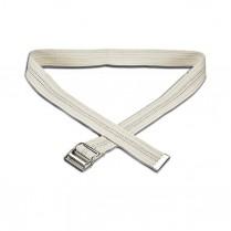 """Gait Belt 60""""L x 2""""W w/ Metal Buckle, Each"""