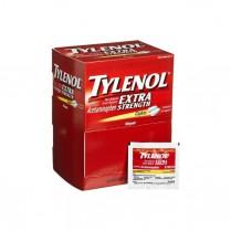 Tylenol 500Mg 2/pkt, 50/box